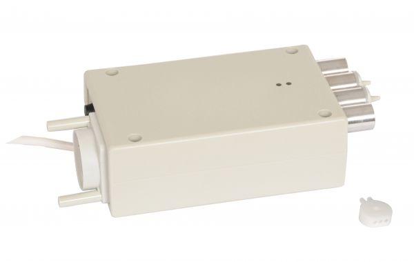 P4-Standard (Typ1) mit 6m Luftschlauch. u.Windschutzdose