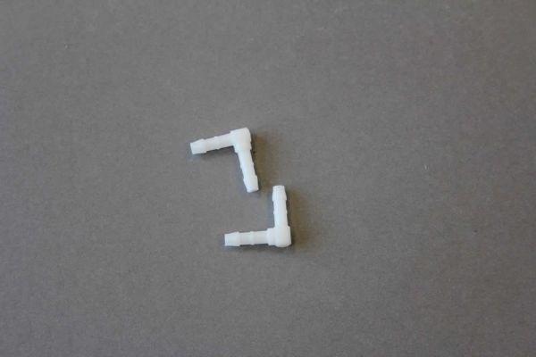 Winkelstück für Luftschlauch (2 Stück)
