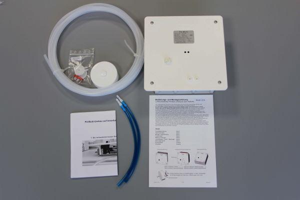 P4-Multi (Unterputz) SET mit Eintauchfühler